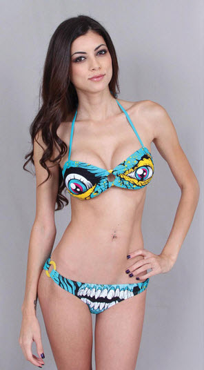 2011 swimsuit monste