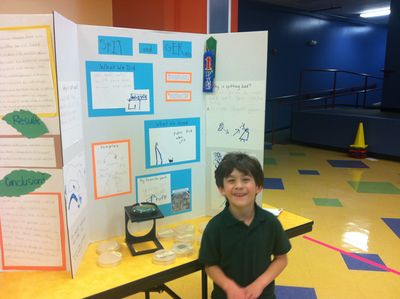 Science fair 1st place 001